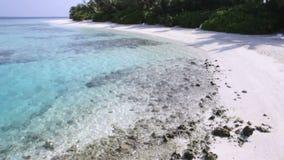 Остров Мальдивов Стоковые Изображения RF