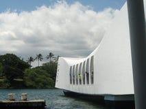 Остров мемориала и Форда USS Аризоны Стоковое Изображение