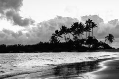 Остров мечт стоковые изображения rf