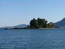 Остров мыши Стоковое Изображение RF