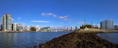 Остров на ложной заводи Стоковая Фотография RF