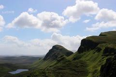 Остров неба стоковое фото