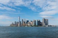 Остров Нью-Йорка Стоковое Фото