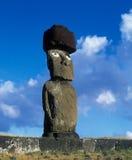 остров пасхи Стоковое Изображение RF