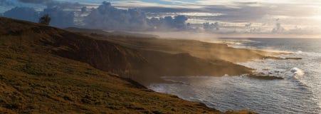остров пасхи Стоковые Фото