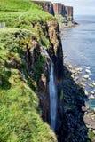 Остров пейзажа Skye Стоковое Изображение RF