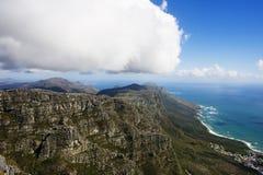Остров пингвина Кейптауна в Южной Африке Стоковые Фото