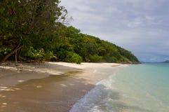 остров пляжа тропический Стоковые Фото