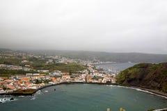 остров Португалия Азорских островов Стоковые Фотографии RF