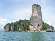 Остров природы для перемещения в Таиланде Стоковые Изображения RF