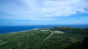 Остров Сайпана Стоковое фото RF