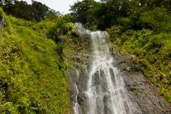 Остров Сан Рэймона-Ometepe водопада Стоковая Фотография RF