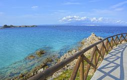 Остров Сардинии, Италия стоковая фотография
