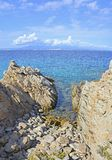 Остров Сардинии, Италия стоковое изображение