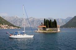 Остров святой Джордж Стоковое фото RF