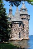 остров сердца замока boldt обнаружил местонахождение США Стоковые Изображения RF