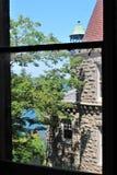 остров сердца замока boldt обнаружил местонахождение США Стоковое Фото
