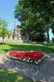 остров сердца замока boldt обнаружил местонахождение США Стоковое фото RF