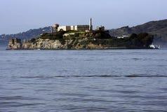 остров следующий san francisco alcatraz к Стоковые Фото