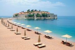 остров среднеземноморской Стоковое фото RF