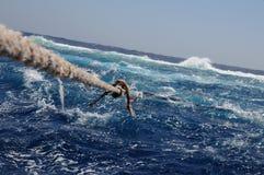 Остров старшего брата в Красном Море Стоковое Изображение RF