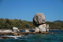 Остров сына Hin Стоковые Изображения