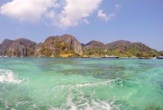 Остров Таиланд Phi KohPhi Стоковые Изображения