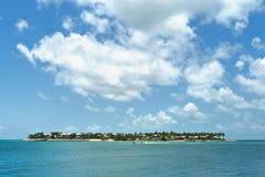 Остров танка в Key West Стоковые Фотографии RF
