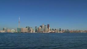 Остров Торонто, Канада сток-видео