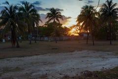 остров тропический отключение Варадеро Стоковые Фото