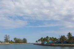 остров тропический отключение Варадеро Стоковая Фотография