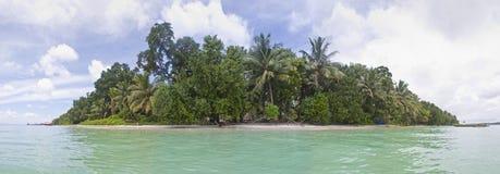 остров тропический Стоковые Фотографии RF