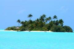 остров тропический Стоковая Фотография RF