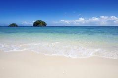 остров тропический Стоковая Фотография