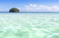 остров тропический Стоковое фото RF