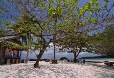 остров тропический Стоковое Фото