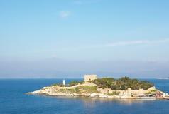 Остров Турция вихруна Стоковая Фотография RF