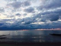 Остров Уайт 17 Стоковое Изображение