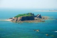 остров утесистый Стоковые Изображения