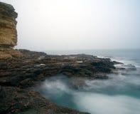 остров утесистый Стоковое Фото