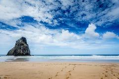 Остров Фернандо de Noronha, Pernambuco (Бразилия) стоковые фото