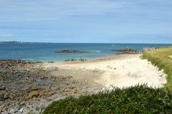 Остров херма стоковые фотографии rf
