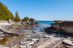 Остров цветочного горшка Стоковое Изображение
