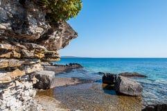 Остров цветочного горшка Стоковое Фото