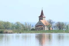 остров церков Стоковые Фото