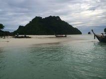 Остров цыпленка, Krabi, Стоковое Изображение RF