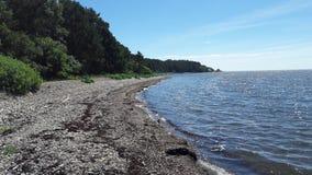 Остров Швеции Стоковые Изображения