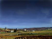 остров Шотландия hebrides coll Стоковая Фотография