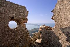 Остров Эльбы Стоковая Фотография
