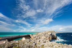 Остров Эльютеры стоковые фотографии rf
